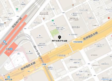 kobeshiseishounenkaikan_map